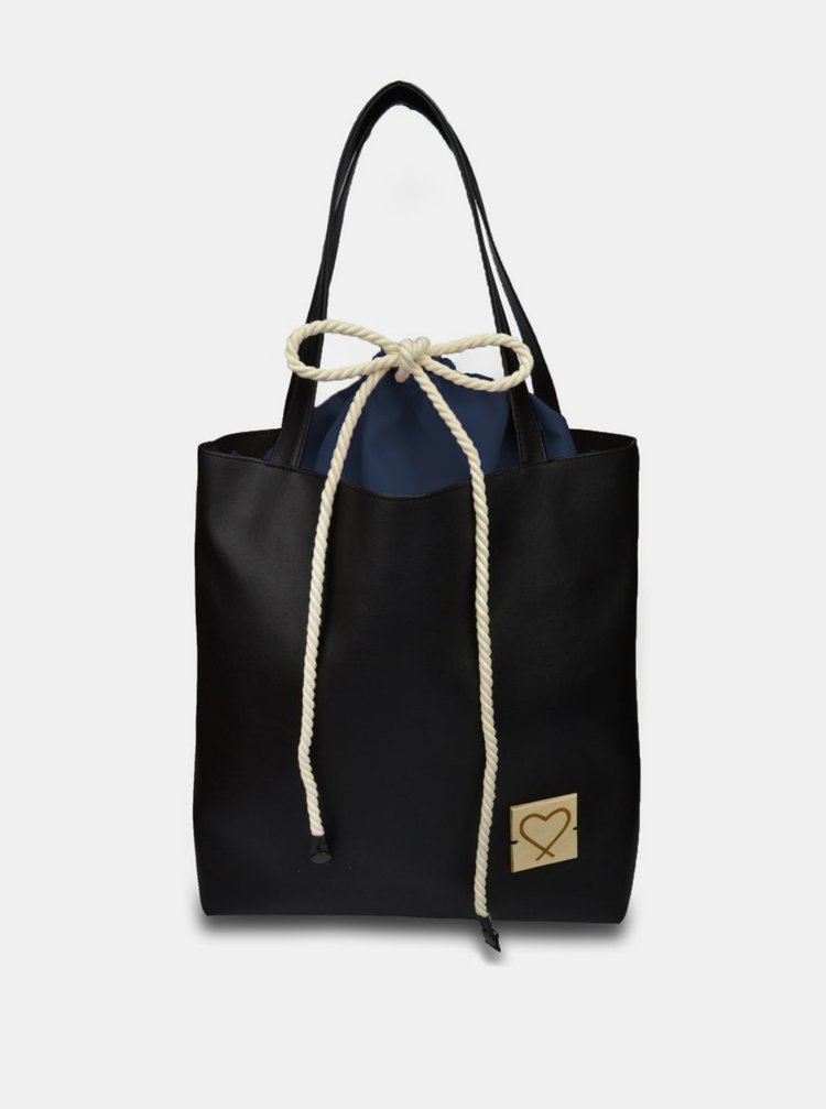 Xiss černá multifunkční kabelka Dark Night