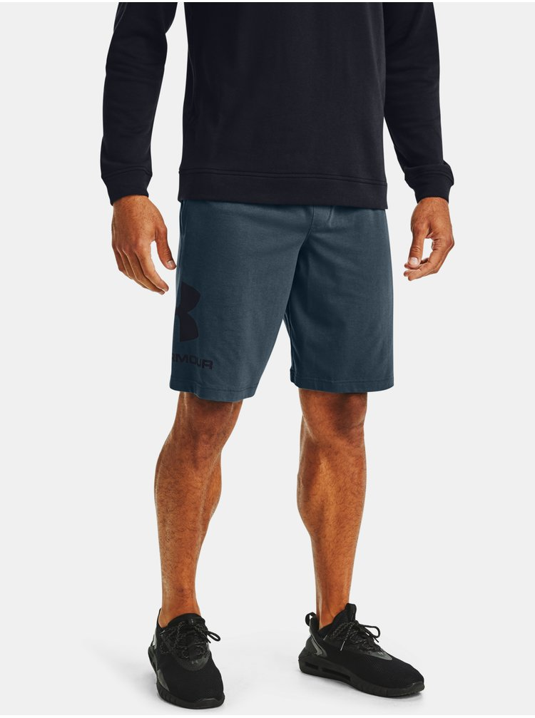 Kraťasy Under Armour COTTON BIG LOGO SHORTS