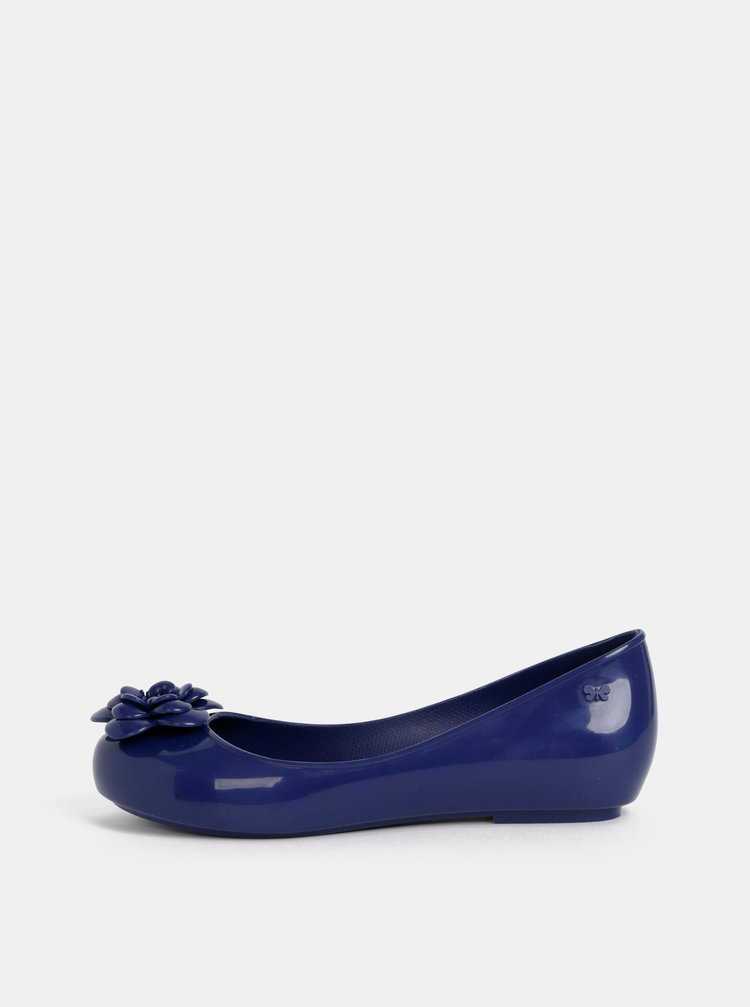 Tmavě modré baleríny Zaxy New Pop Charm