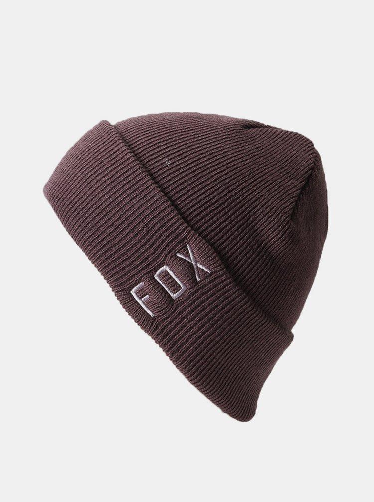 Fox Daily PURPLE dámská čepice - fialová