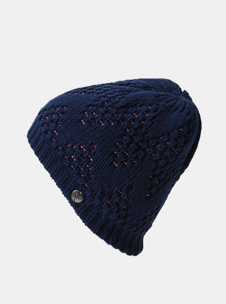 Roxy GLACIALIS MEDIEVAL BLUE dámská čepice - modrá