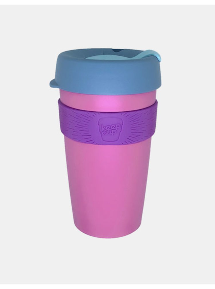 Růžový cestovní hrnek KeepCup Original Large 454 ml