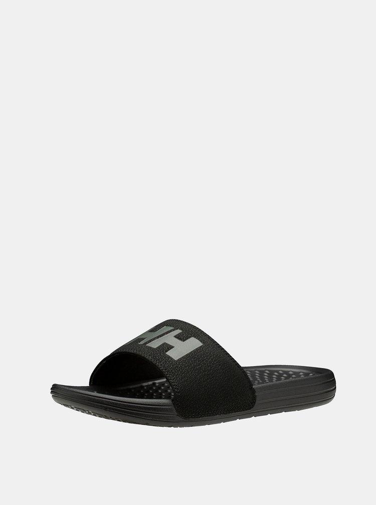 Černé dámské pantofle HELLY HANSEN