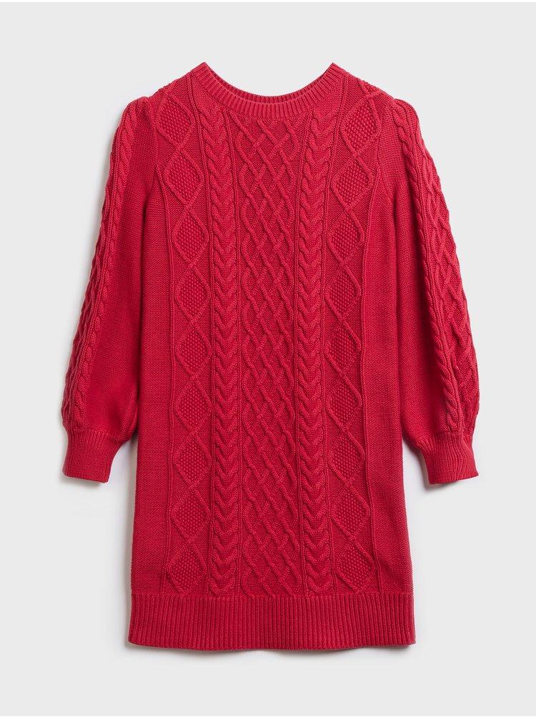 Šaty GAP Červená