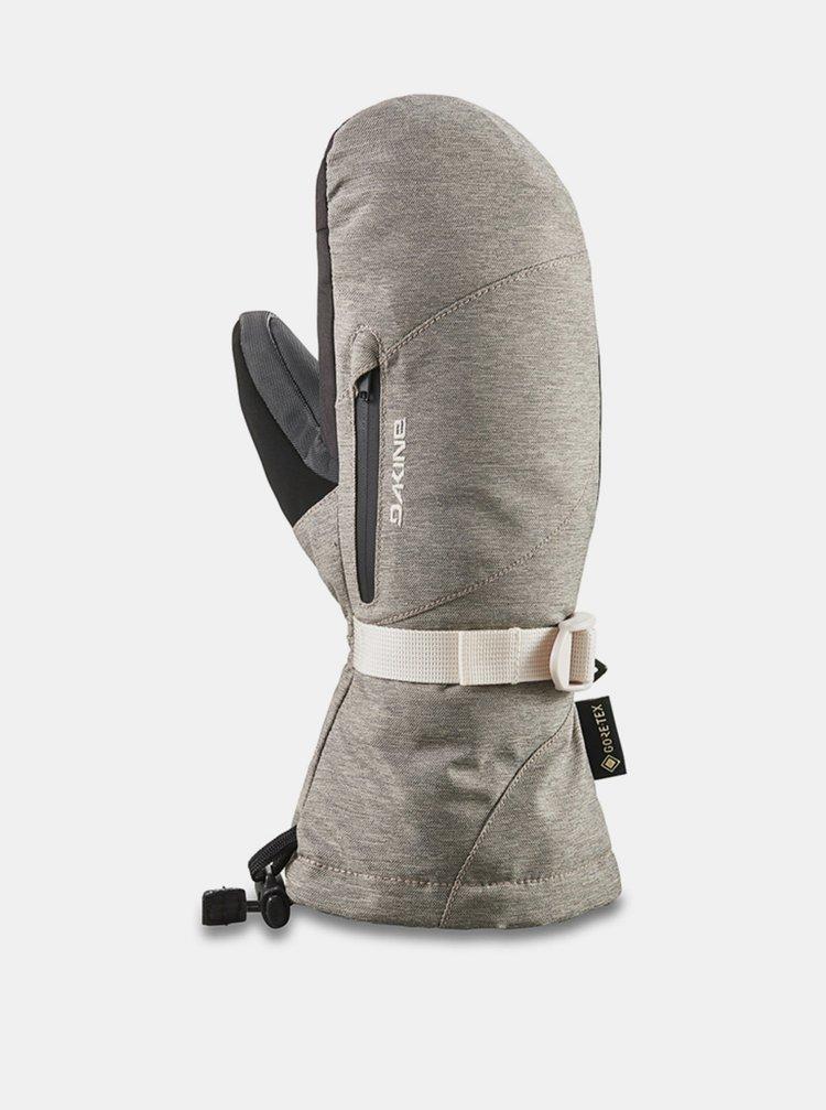 Dakine SEQUOIA MITT STONE zimní palcové rukavice - šedá