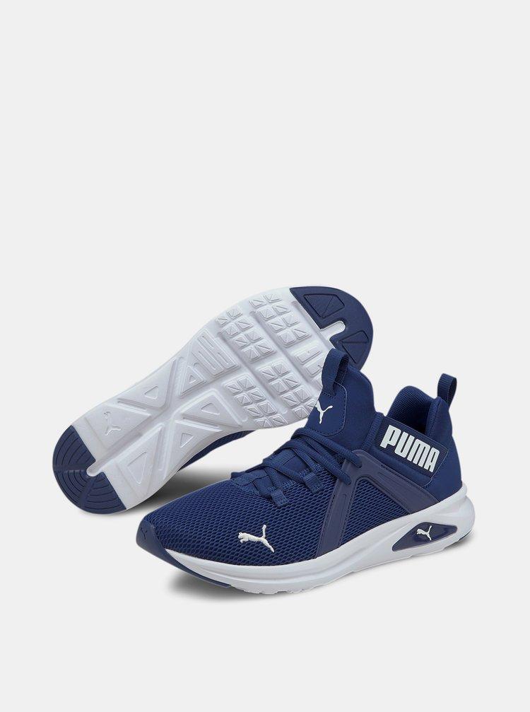 Modré pánske tenisky Puma