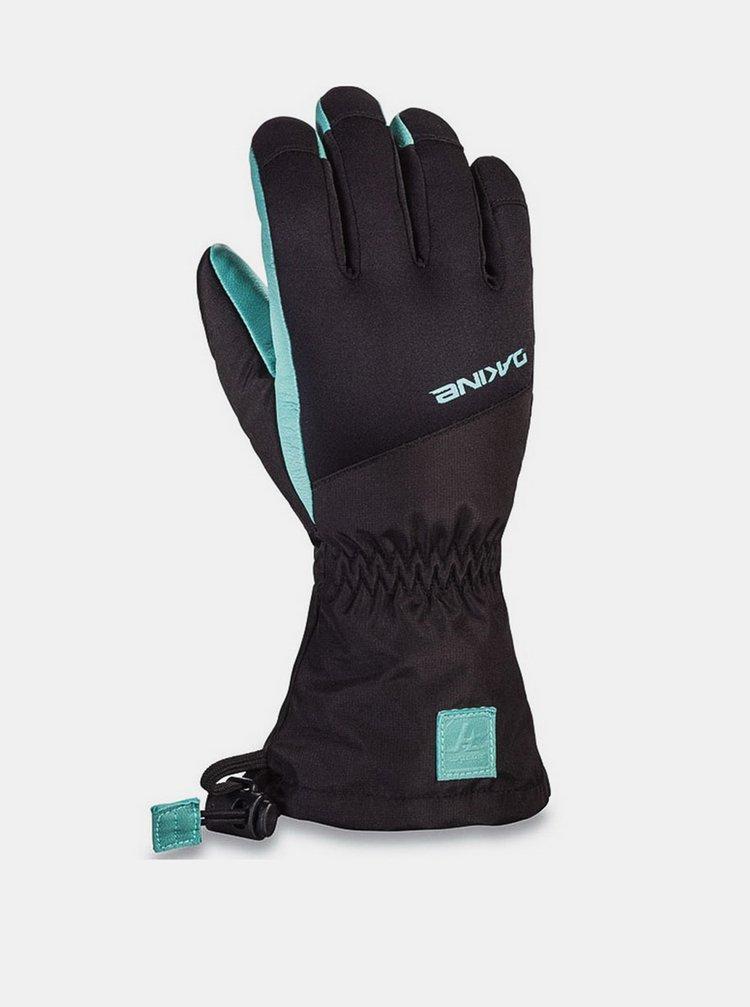 Dakine ROVER LAGOON dětské zimní prstové rukavice - černá