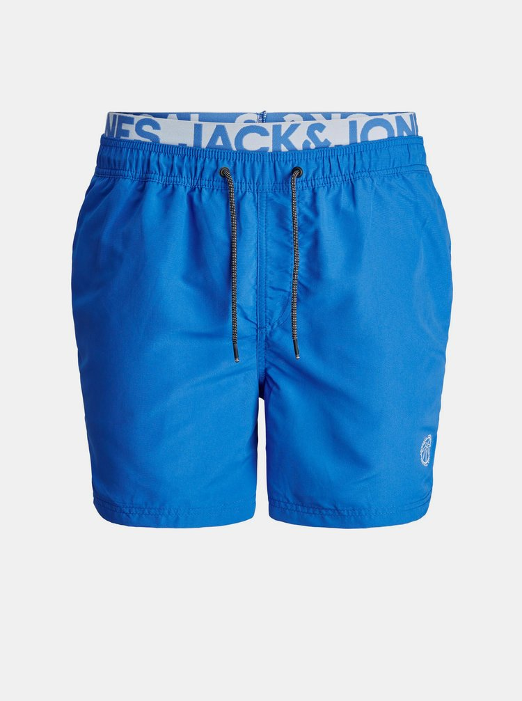 Modré plavky Jack & Jones Bali