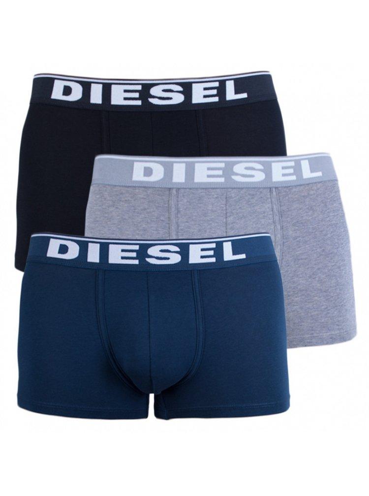 3PACK pánské boxerky Diesel