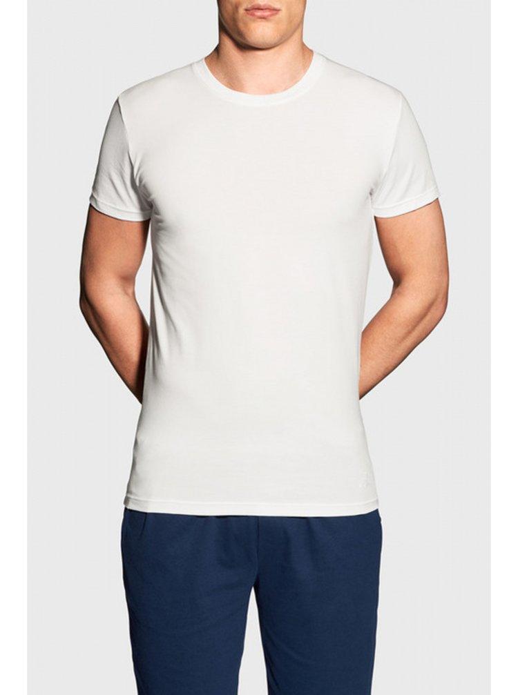 Pánské tričko Gant bílé