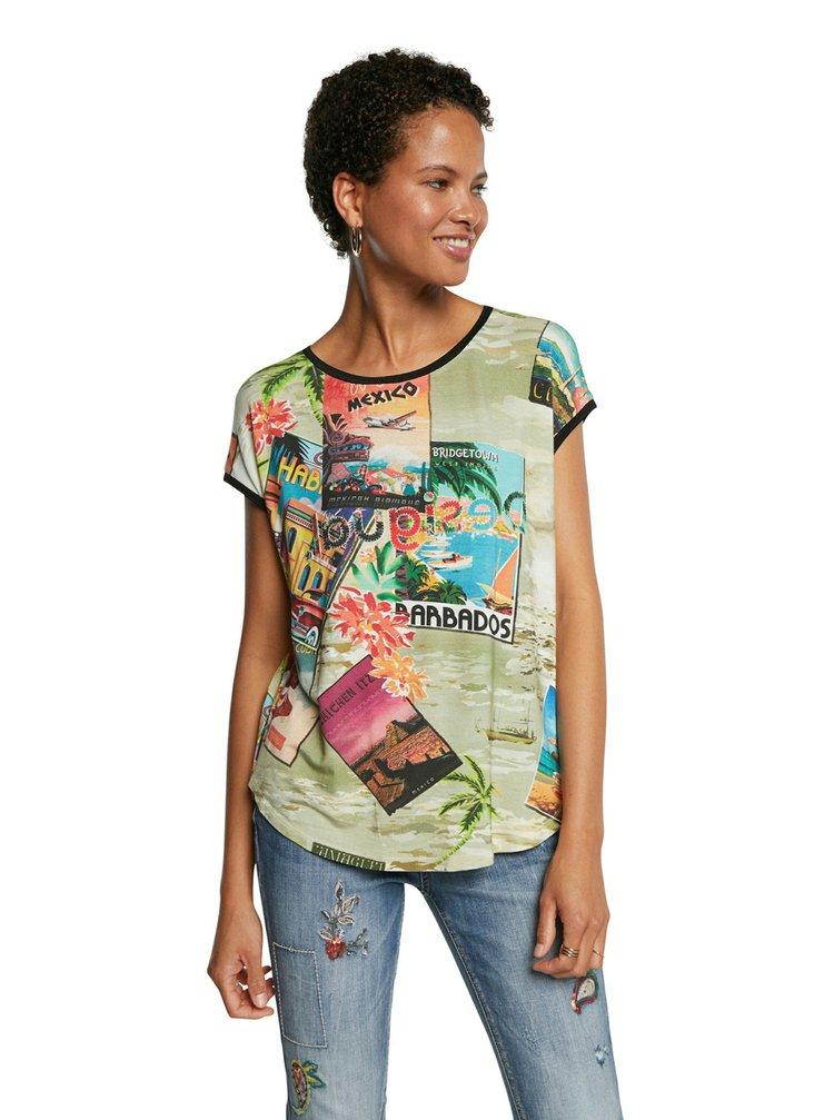 farebné tričko TS Colombia