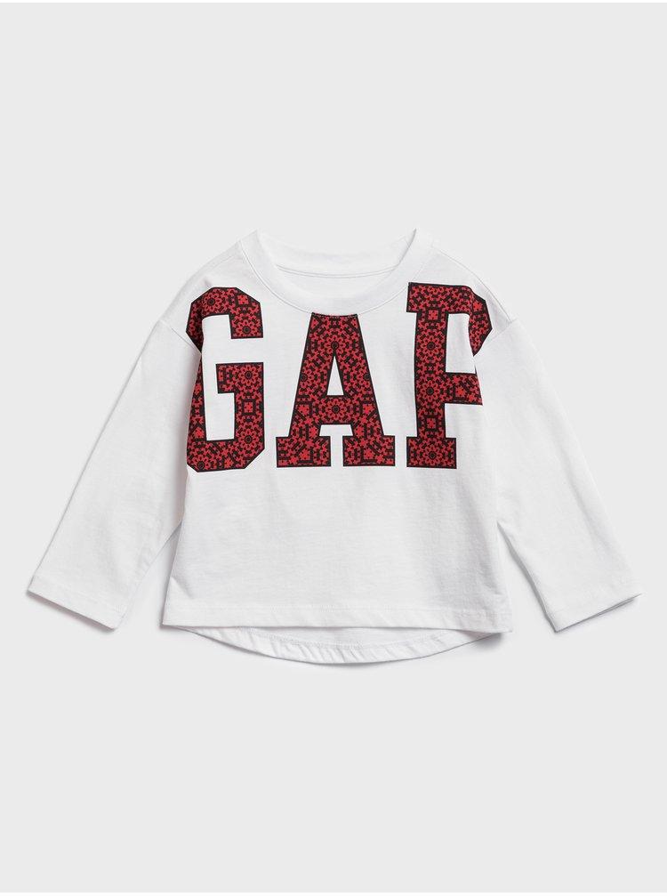 Tričko GAP Logo Biela