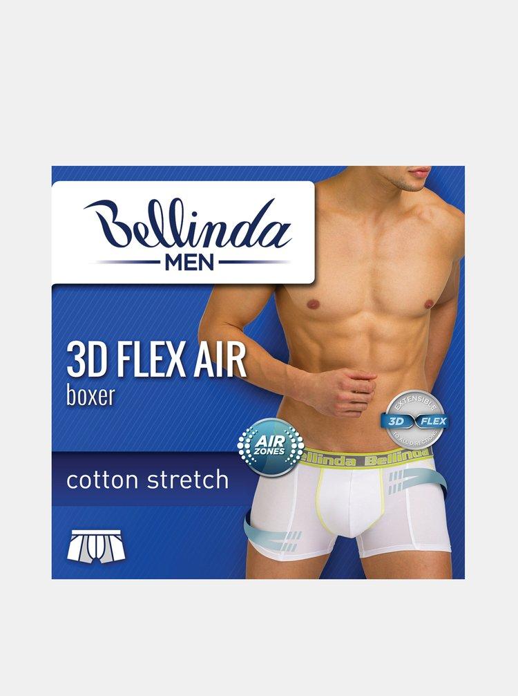 Pánske boxerky 3D FLEX AIR BOXER - Pánske boxerky s 3D flex bavlnou vhodné pre šport - čierna