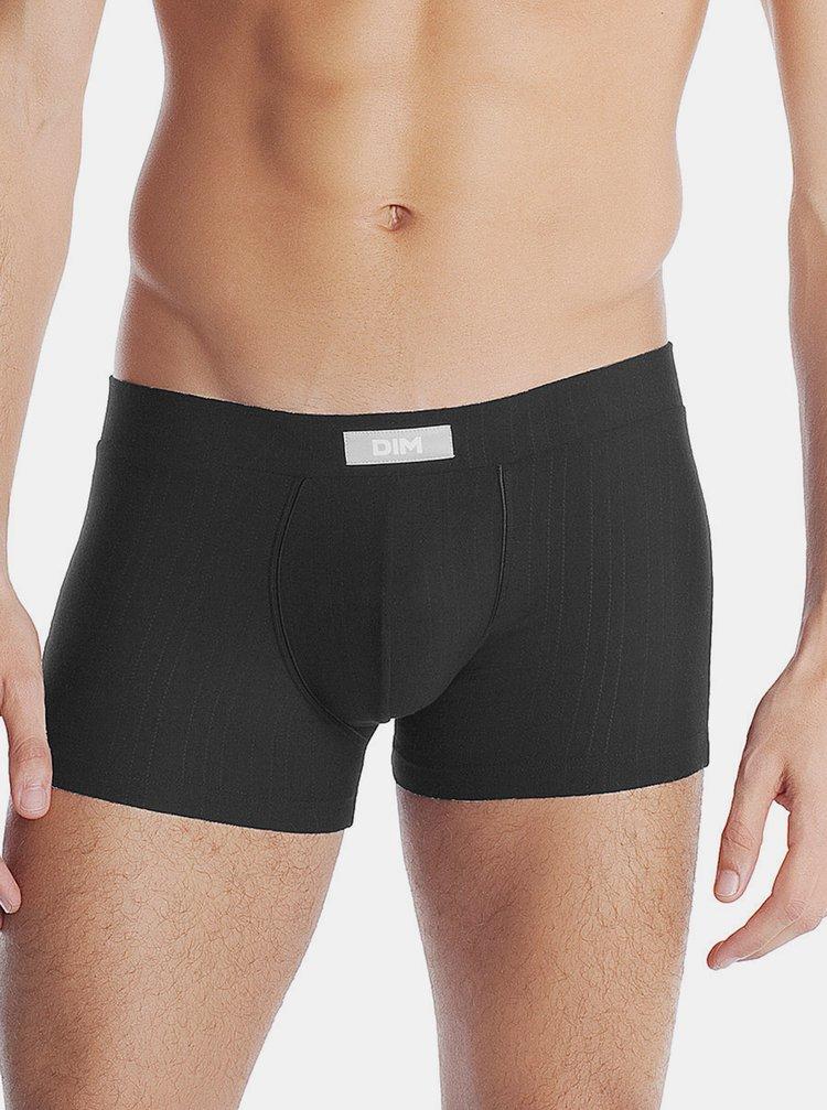 DIM COTTON MODAL BOXER - Pánské boxerky - černá