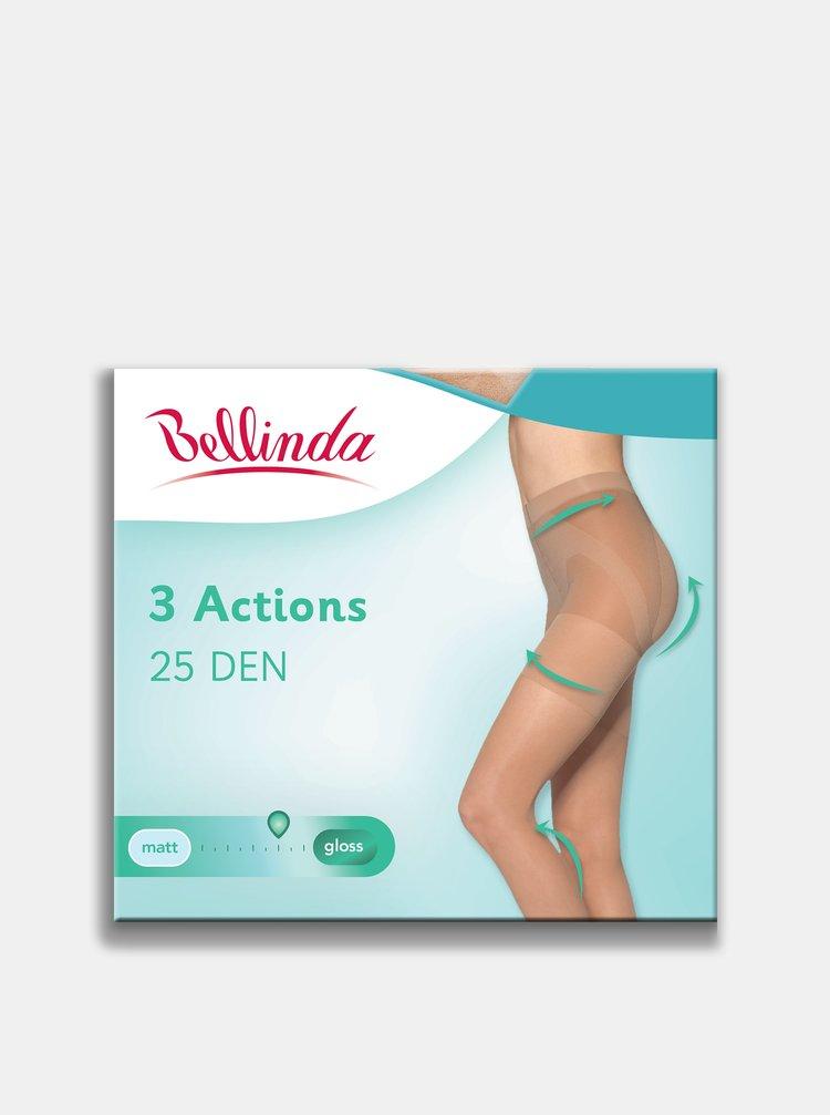 Černé zeštíhlující punčochové kalhoty Bellinda 3 Actions 22 DEN