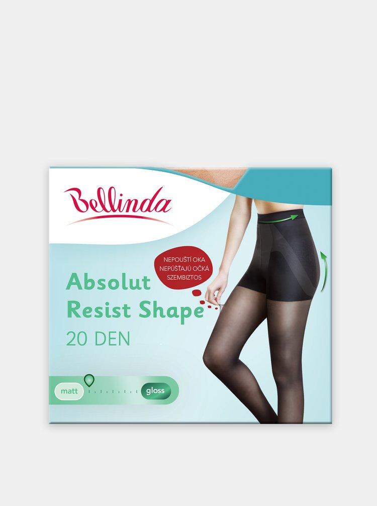 Punčochové kalhoty ABSOLUT RESIST SHAPE 20 DEN - Formující punčochové kalhoty, navíc nepouští oka - černá