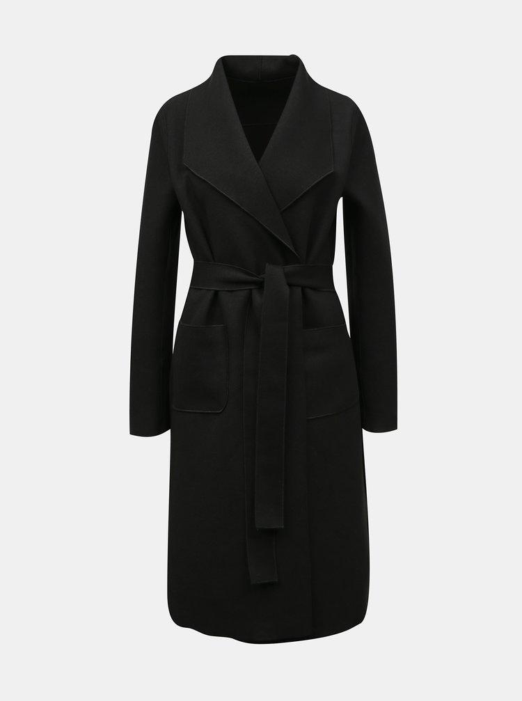 Černý kabát VILA Juice