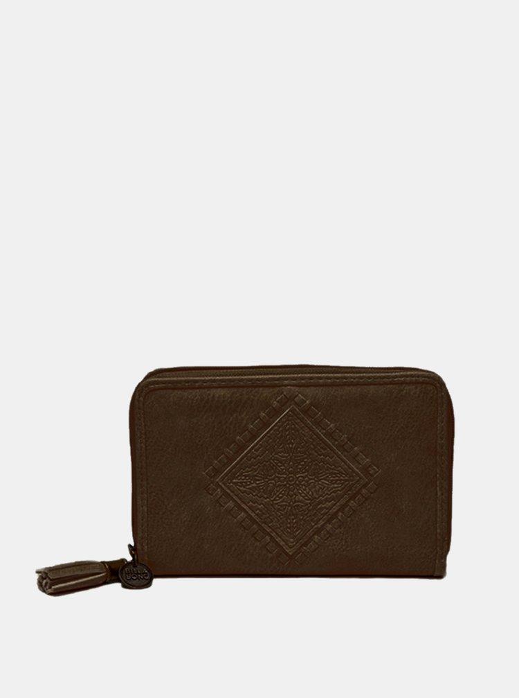 Billabong ARMELLE brown dámská značková peněženka - hnědá