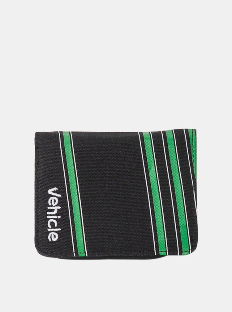 Vehicle OYSTER black dámská značková peněženka - černá