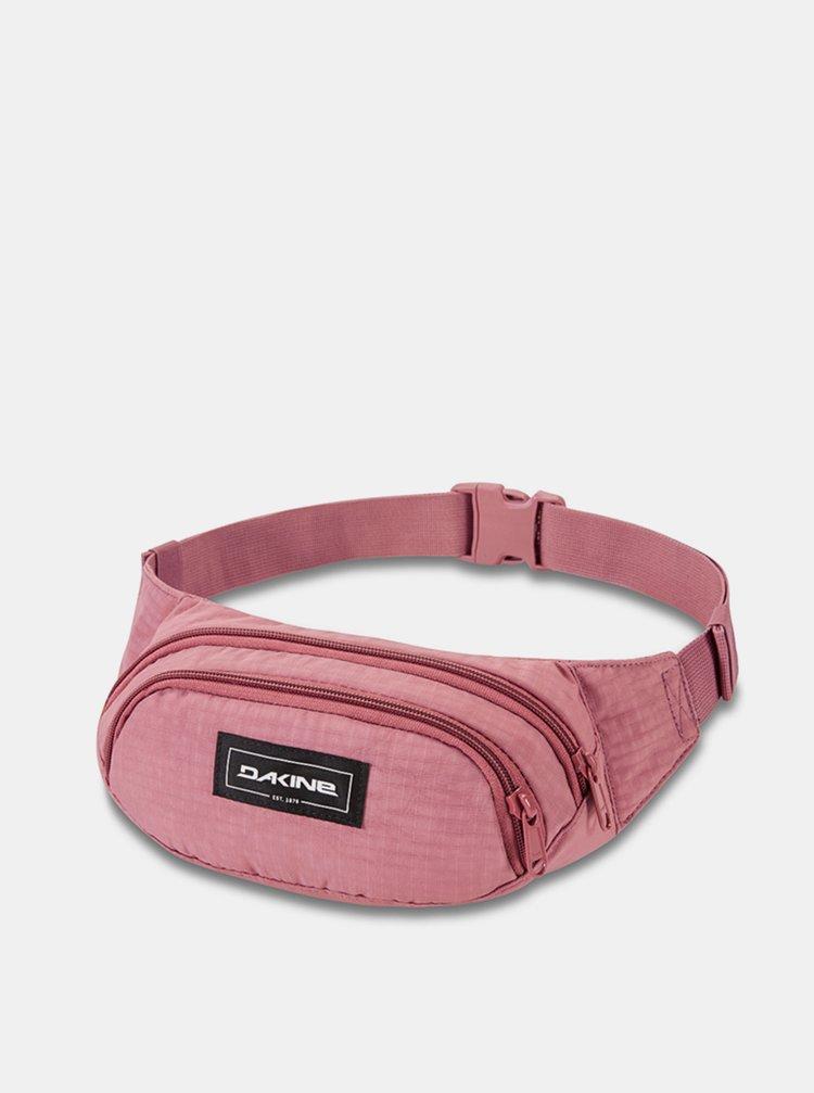 Dakine HIP PACK FADED GRAPE dámské běžecká ledvinka - růžová