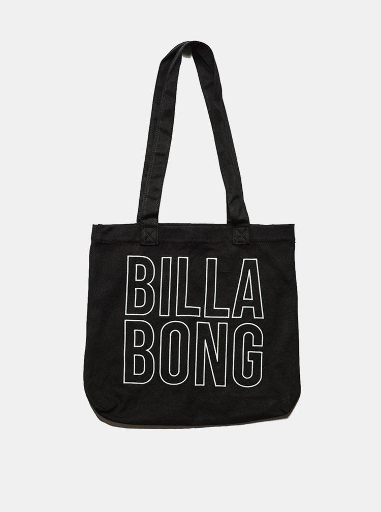 Billabong LEGACY TOTE black plážová taška - černá