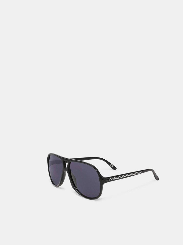 Vans SEEK SHADES black sluneční brýle pilotky - černá