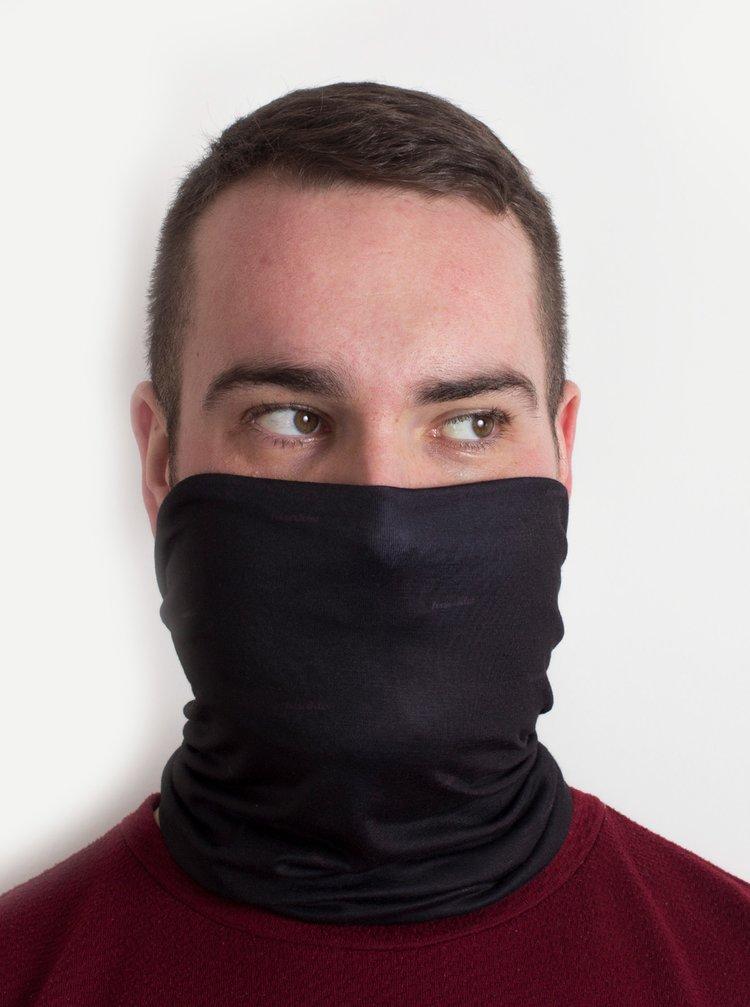 Černý šátek 3v1 Fusakle