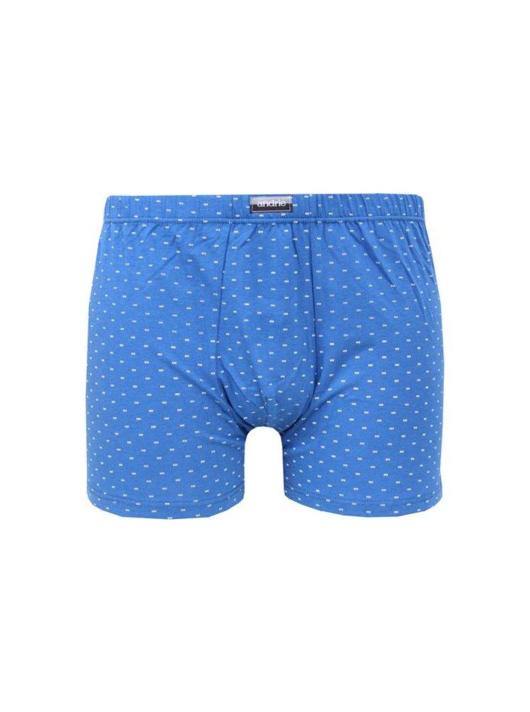Pánské boxerky Andrie modré