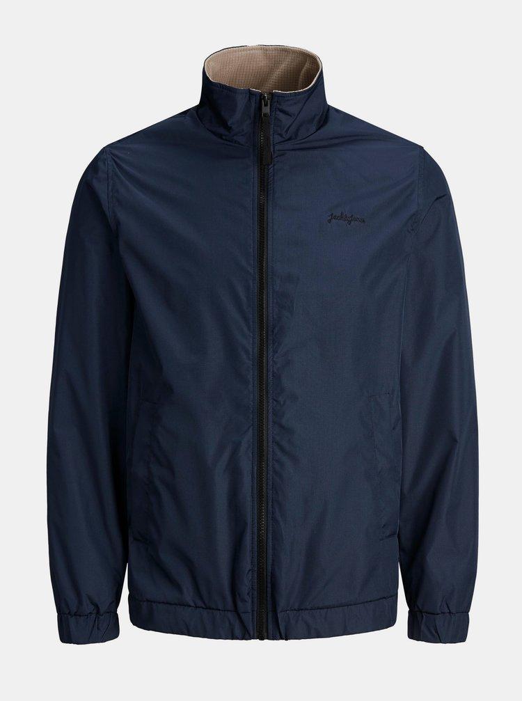 Tmavě modrá bunda Jack & Jones Cooper