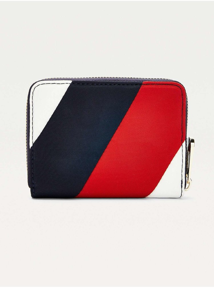 Tommy Hilfiger peněženka Poppy Med Za Corp Corporate Mix