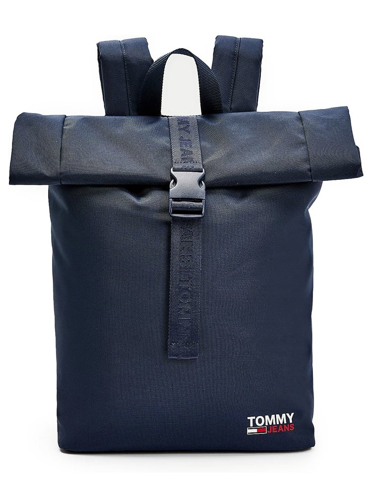 Tommy Hilfiger modrý batoh Campus Roll Backpack