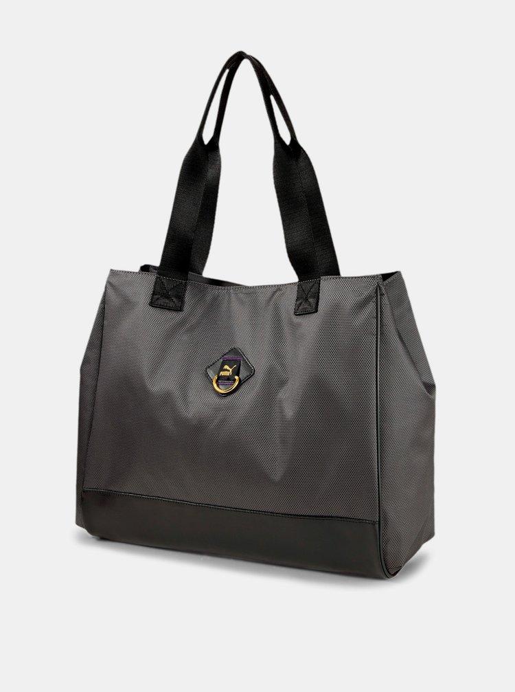Tmavě šedá taška Puma