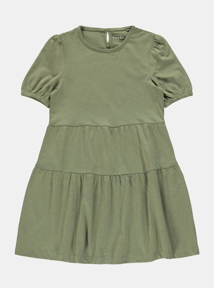 Zelené holčičí šaty name it Vivaldi