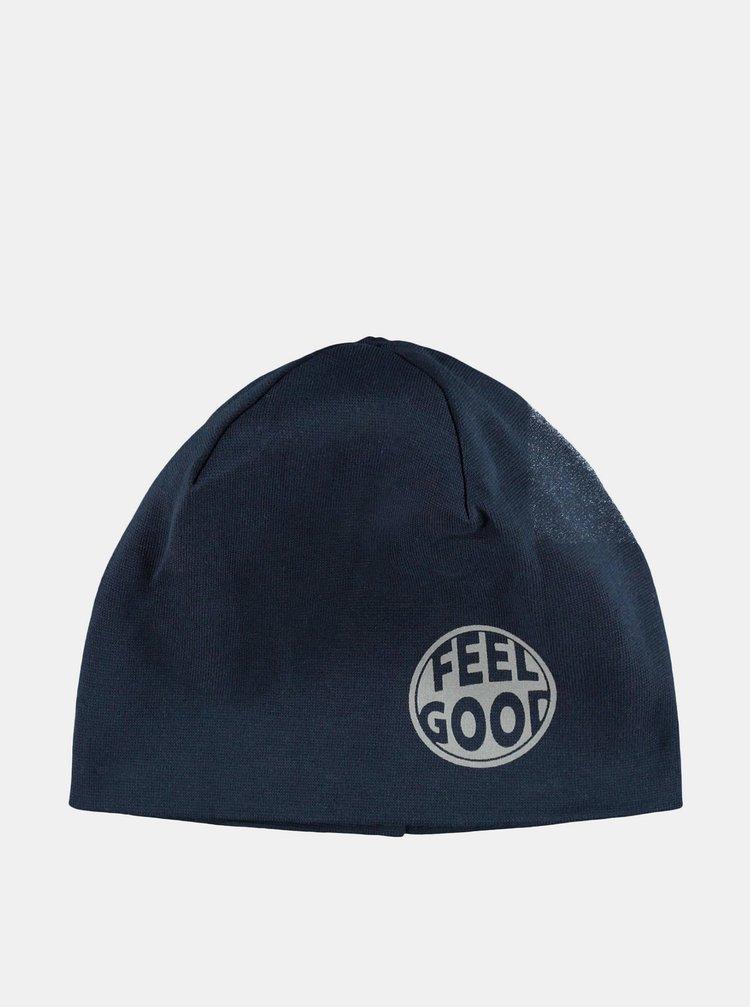 Tmavomodrá chlapčenská čiapka name it