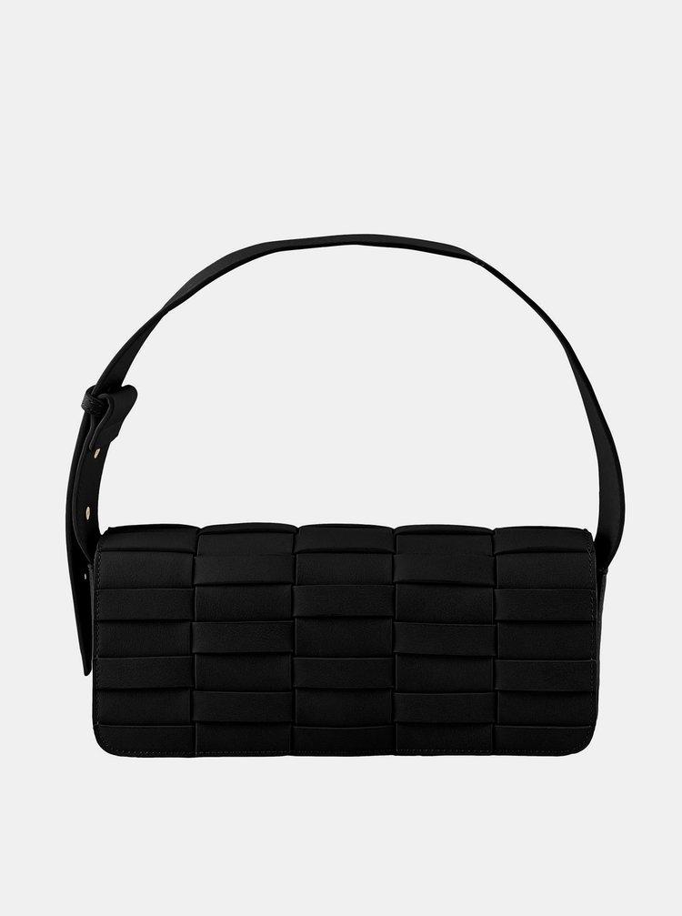 Černá kabelka Pieces