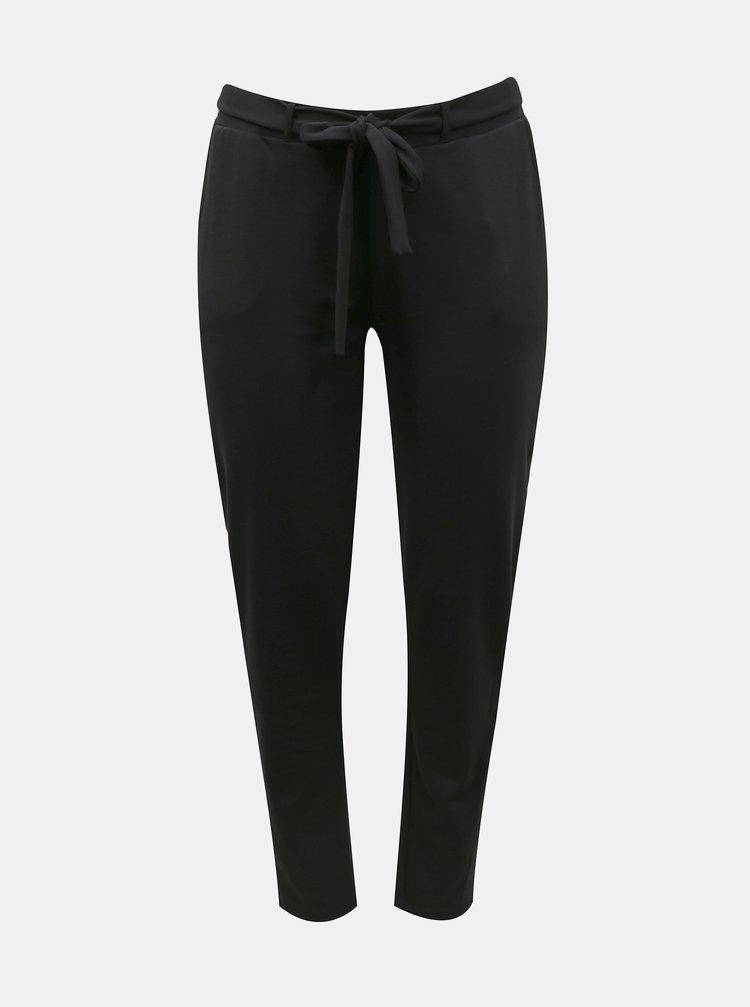 Černé kalhoty ONLY CARMAKOMA