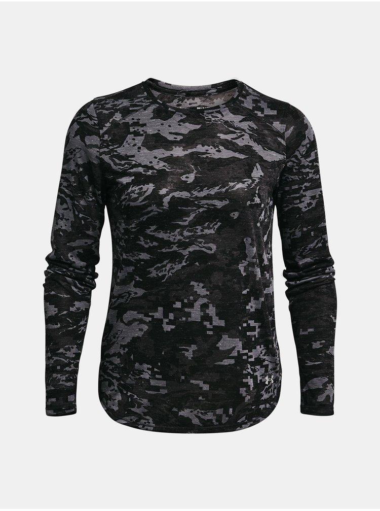 Tričko Under Armour Breeze LS - černá