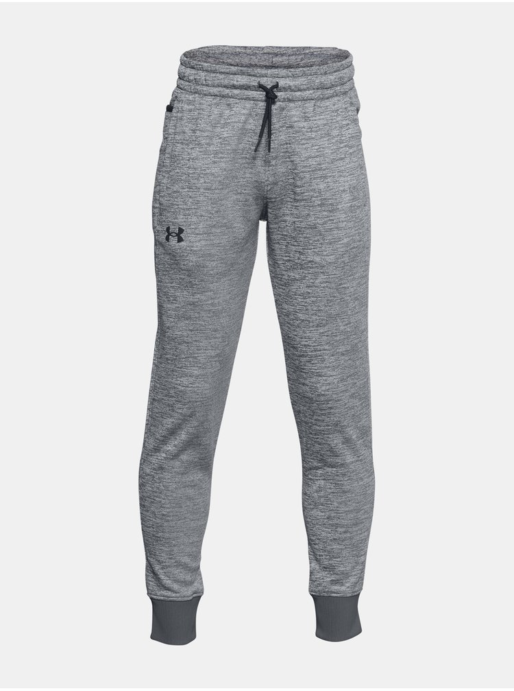 Tepláky Under Armour ARMOUR FLEECE JOGGERS - šedá