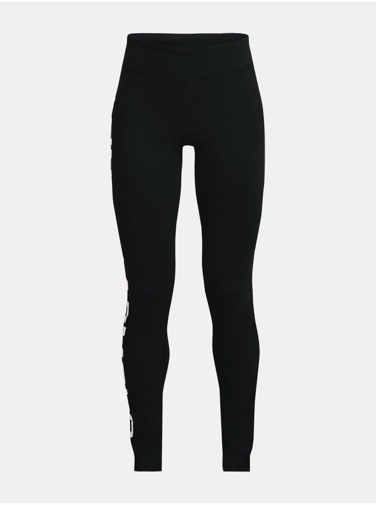 Legíny Under Armour SportStyle Branded Leggings - černá