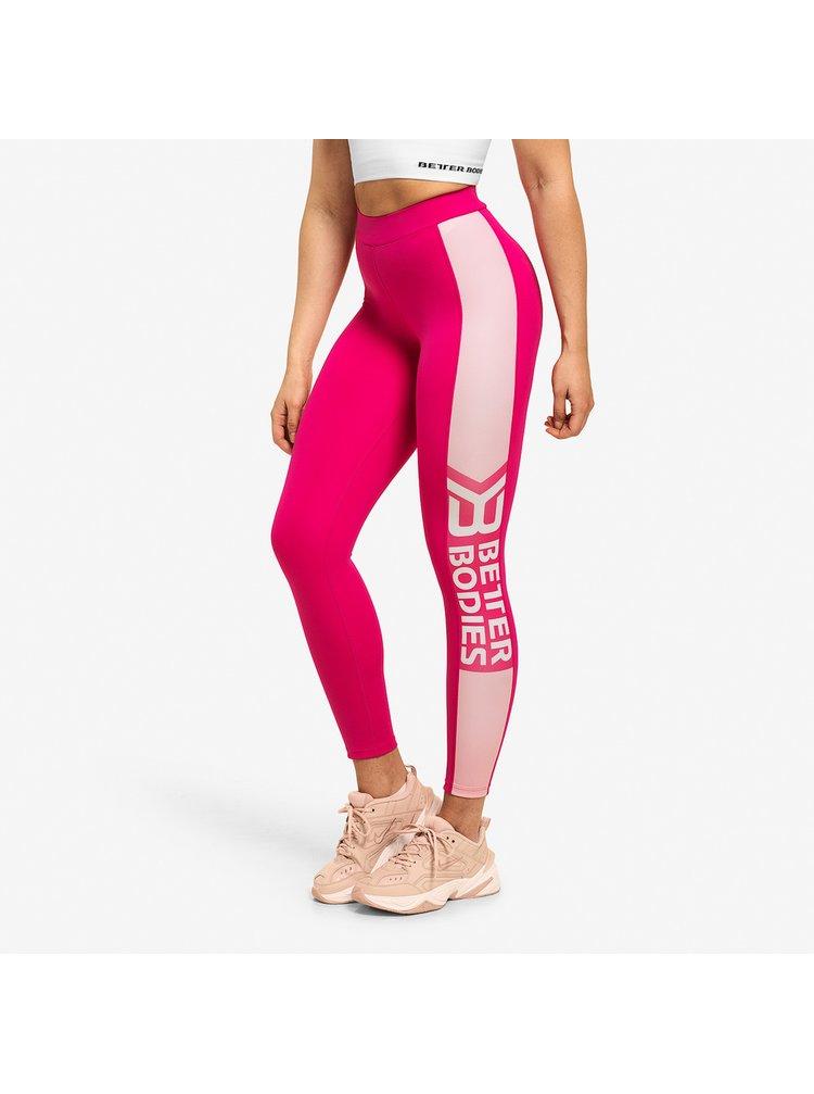 Legíny Better Bodies Chrystie Hot Pink