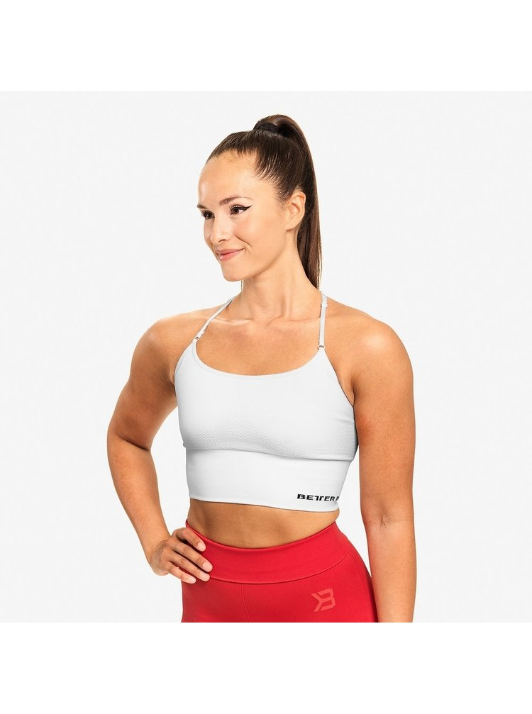 Podprsenka Better Bodies Astoria Seamless White