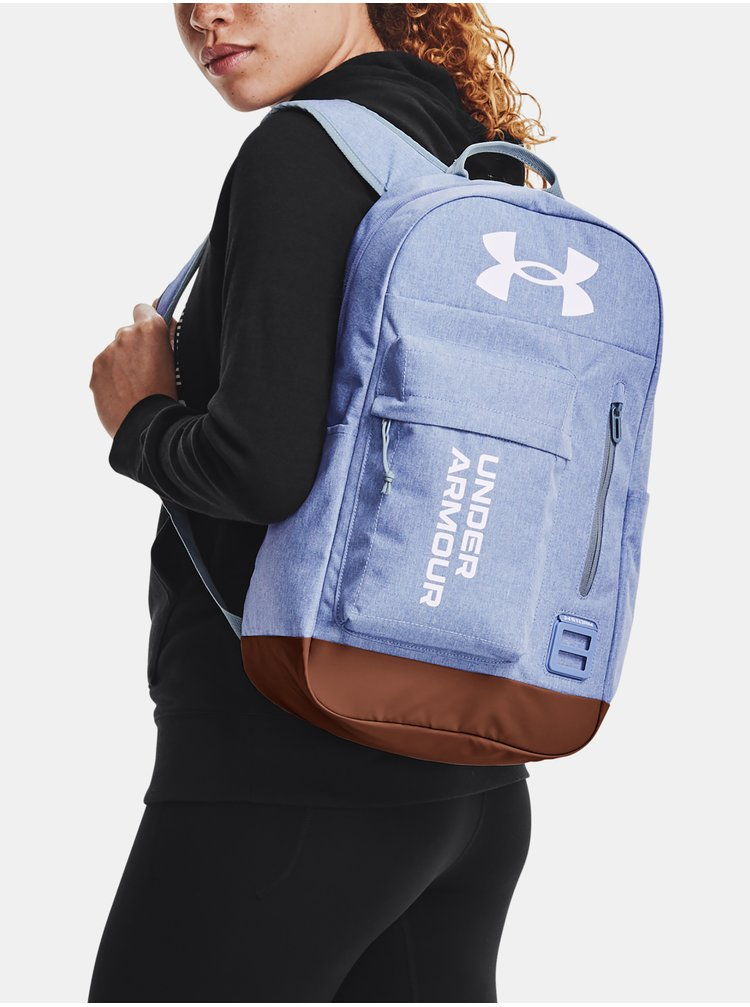 Batoh Under Armour Halftime Backpack - modrá