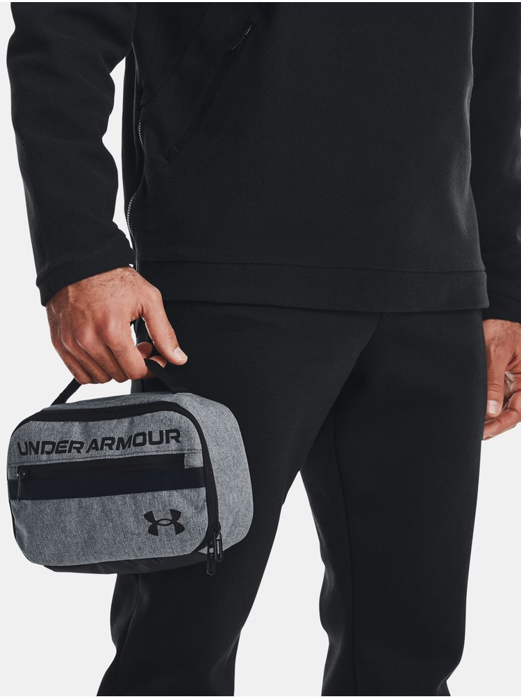 Taška Under Armour Contain Travel Kit - šedá