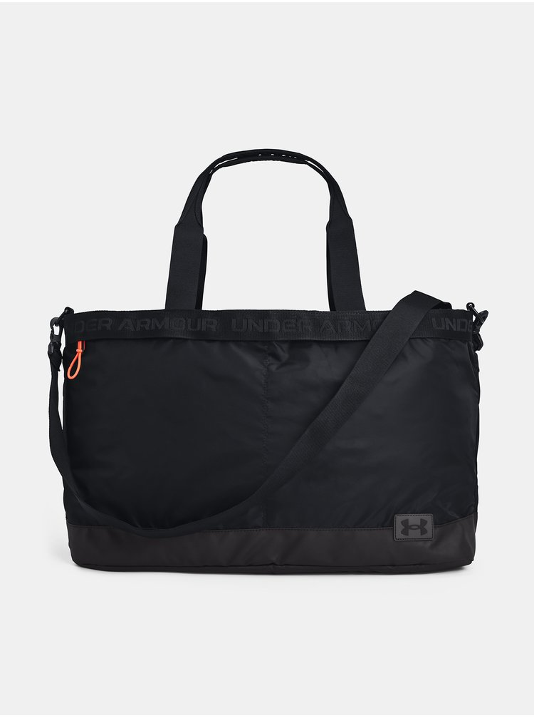 Taška Under Armour Essentials Signature Tote - černá