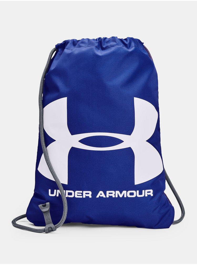 Vak Under Armour Ozsee Sackpack - modrá