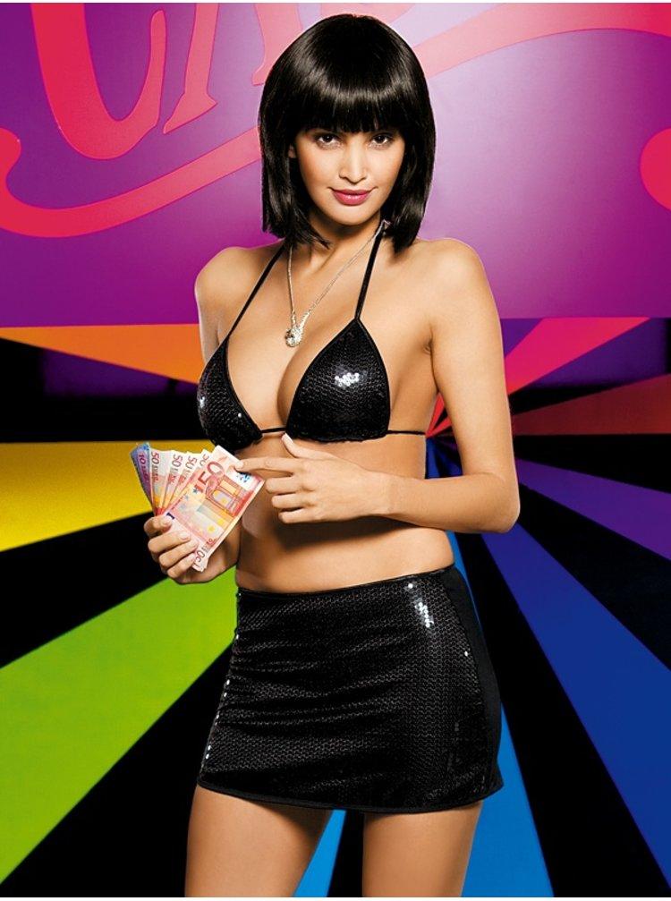Souprava Vegas - Obsessive černá