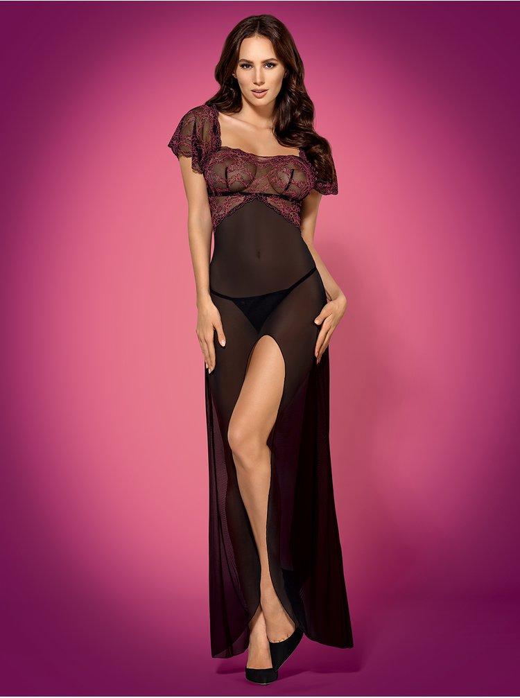 Župan Sedusia gown - Obsessive černá