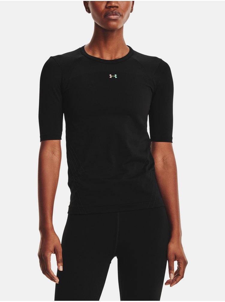 Tričko Under Armour Rush Seamless SS - zelená