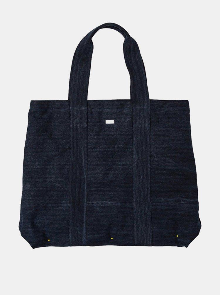 RVCA HI GRADE TOTE indigo taška přes rameno - modrá