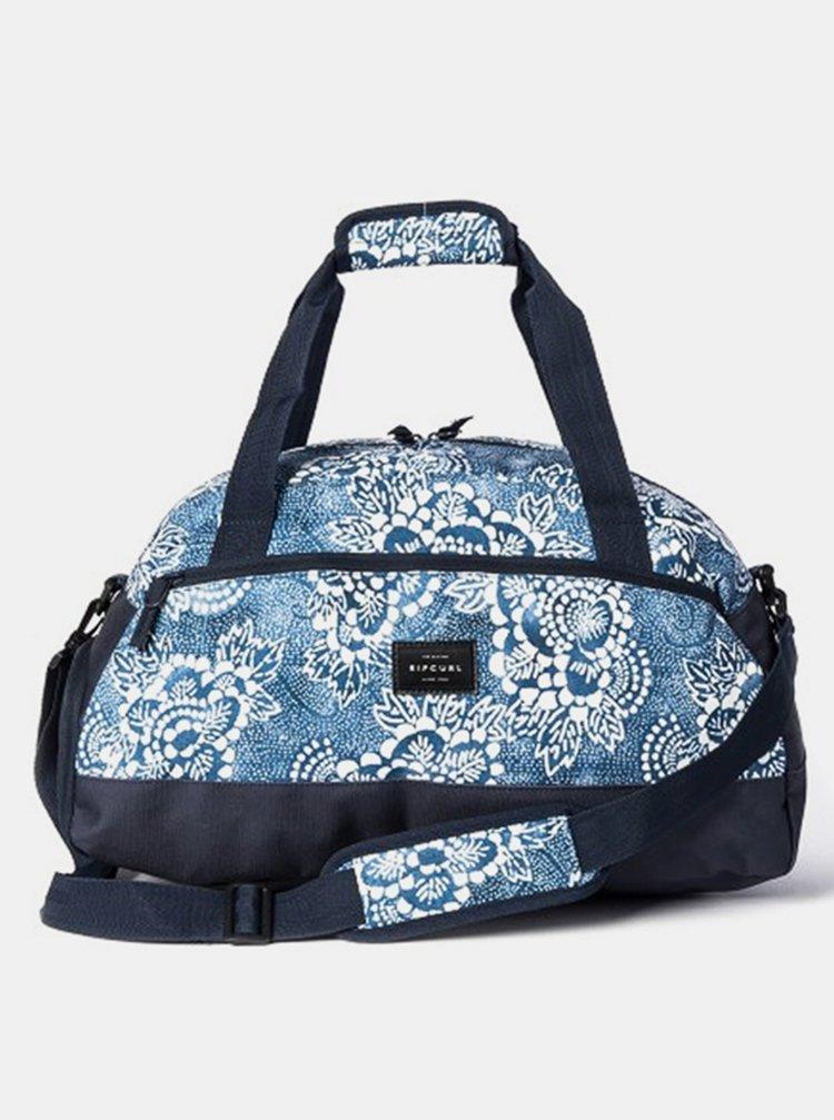 Rip Curl GYM BAG COASTAL VIEW NAVY cestovní taška - modrá